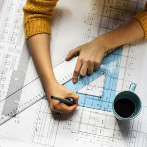 Gerenciamento de Obras para Arquitetos e Designers de Interiores