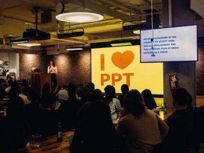I Love PPT – São Paulo – 20,22,23 e 24/04