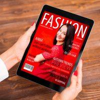 Jornalismo de Moda para Internet