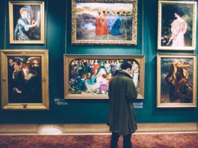 História da Arte: Arte em toda parte – 20,21,22,23 e 24/07